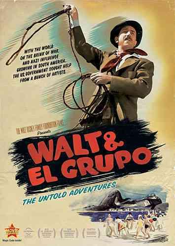 WALT & EL GRUPO BY THOMAS,THEODORE (DVD)